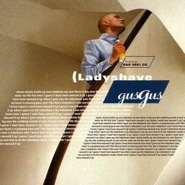 GusGus альбом Ladyshave