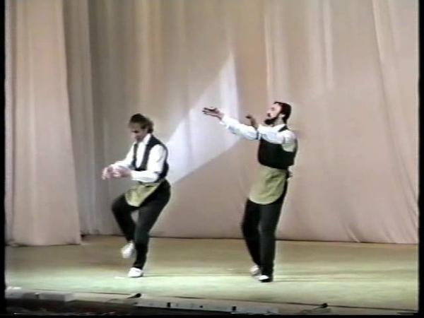 Ритмы Планеты Еврейский танец Портные