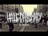 HATE DIPLOMACY - IT'S THE FACTS OFFICIAL LYRIC VIDEO (2018) SW EXCLUSIVE