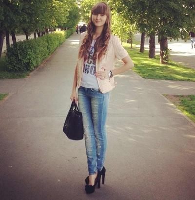 Виктория Шкляр, 23 мая 1995, Москва, id23455858
