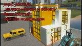 Speed Build  Микс молоко+банан и ваниль=жёлтый хай тек модерн домик