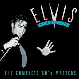 Elvis Presley альбом The King of Rock 'n' Roll: The Complete 50's Masters