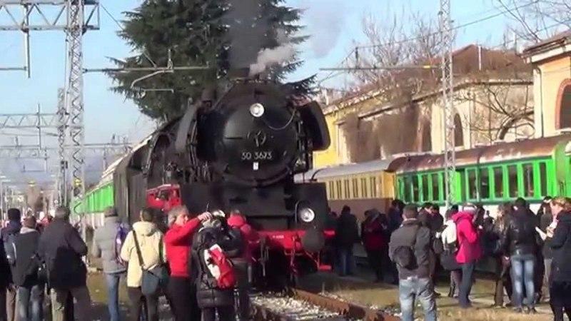 Tripla trazione a vapore sul Gottardo – Dreifachtraktion volldampf am Gotthard – part 1
