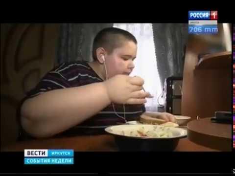 Иркутские диетологи: людей с ожирением стало больше почти в два раза