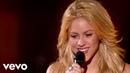 Shakira - Nothing Else Matters/Despedida Live from Paris