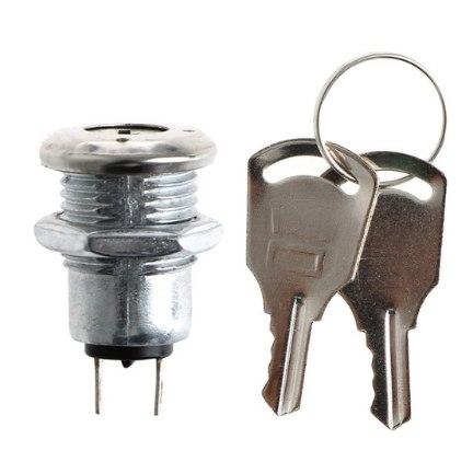 Электрический переключатель под ключ