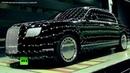 Опубликованы кадры испытаний и краш-теста российского лимузина Aurus
