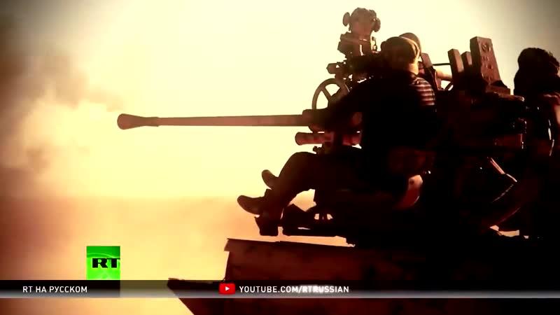 Совместный штаб боевиков_ террористы заявили об объединении группировок на севере Сирии