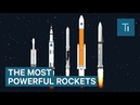 How NASA SpaceX And Blue Origin's Monster Rockets Compare
