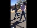 Crazy chick fight pt 1