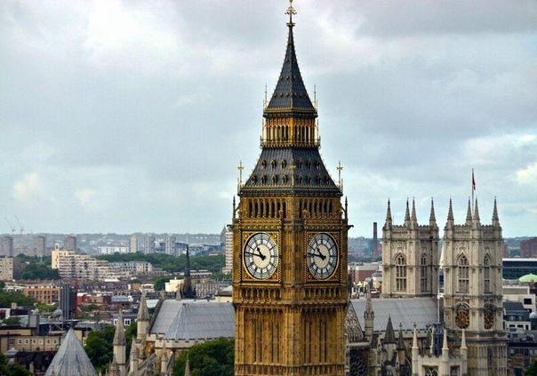 Биг-Бен  это название не башни и даже не часов на ней