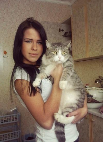 Ксения Саяпина, 17 июля 1995, Новокузнецк, id123302013
