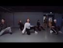 Aquarius - Tinashe _ Jiyoung Youn Choreography mirror
