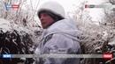 С оружием дедов защищаем Донбасс боец ДНР