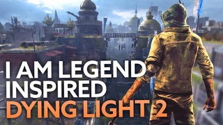 Dying Light 2 vehicles, co-op, and dark zones | E3 2018