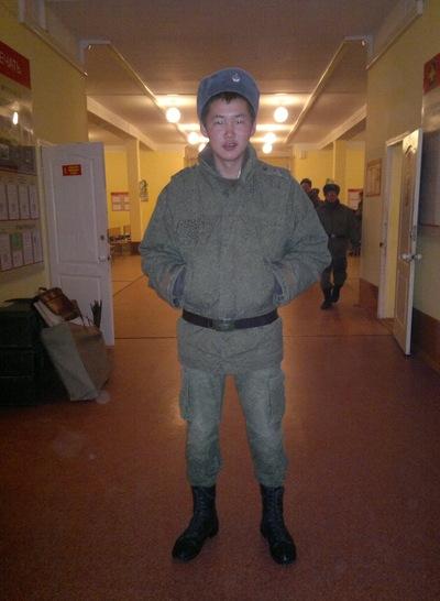 Баясхалан Балданов, 18 октября , Улан-Удэ, id106385584