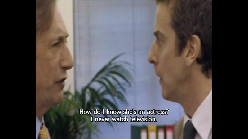 The Thick of It (Гуща событий) S01E02 eng sub