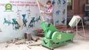 Máy 3a đa năng MÁY BĂM GỖ DĂM củi bìa 3A11Kw Máy nghiền gỗ giá rẻ