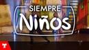 Siempre Niños Bailarines impresionan al bailar tango en Siempre Niños Entretenimiento