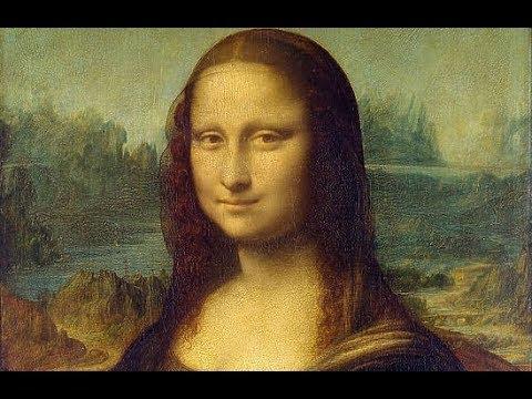 Мона Лиза в движении / Mona Lisa in motion