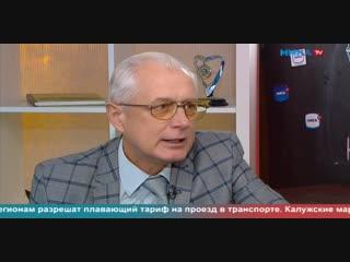 Геннадий Скоков. Новое здание театра кукол