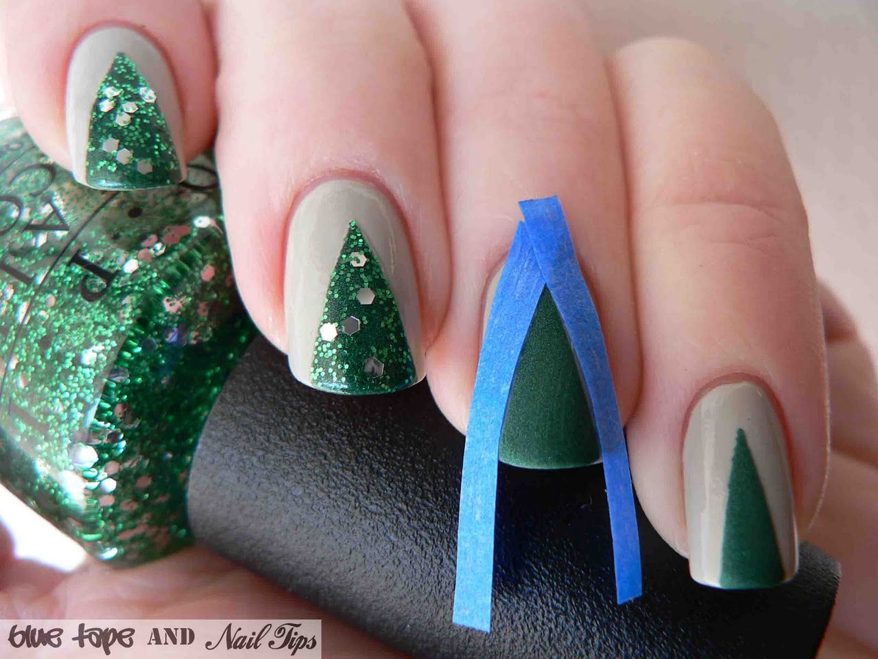 Маникюр на ногтях своими руками фото