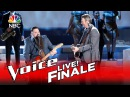"""The Voice 2016 Sundance Head and Blake Shelton - Finale: """"Treat Her Right"""""""