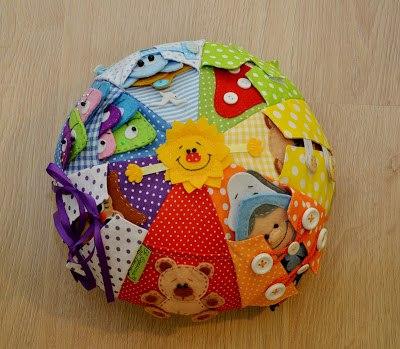 Подушка — игрушка Радуга (9 фото)