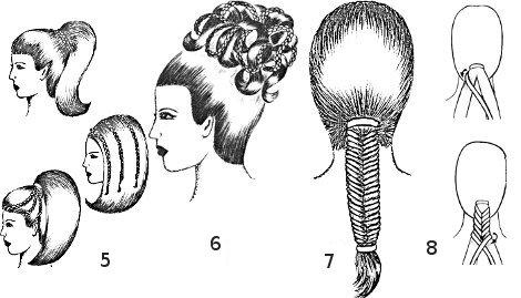 красивые косы, как плести