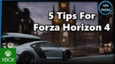 Tips and Tricks 5 Tips for Forza Horizon 4