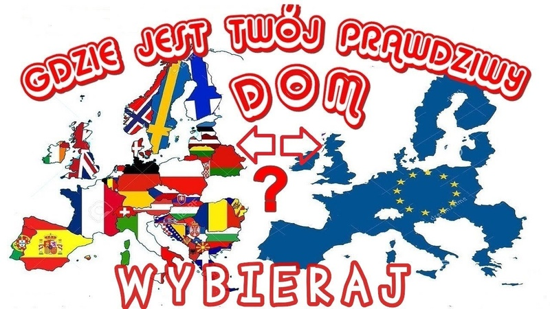 Wybory do Parlamentu UE 🇪🇺 - Gdzie Jest Twój Prawdziwy 🇵🇱 Dom