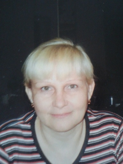 Ольга Быкова, 18 апреля 1963, Омск, id206519250