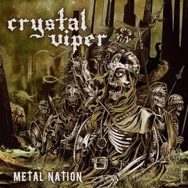 Crystal Viper альбом Metal Nation