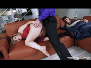 Zoey Monroe - FamilyStrokes [All Sex, Hardcore, Blowjob]