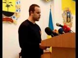 Командир народного ополчения Донбасса Павел Губарев