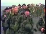 Батальон полковника Игоря Тимофеева (56 ДШБ) в Чечне.