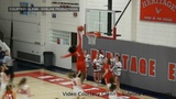 MUST SEE First ever high school girls' basketball alley-oop