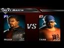 Def Jam Vendetta 4 Proof vs Tank Novice League