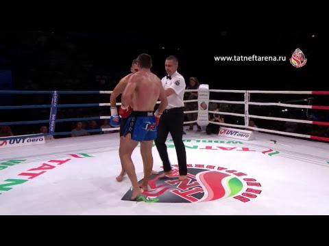 TATNEFT CUP - FIGHTS 2 | Аleksandr Shulyak VS Victor Monfort | Бои по правилам TNA