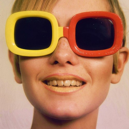 Sunglasses c. 1960s