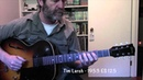 Tim Lerch - Gibson ES 125 Swingin Blues (transcription now available)