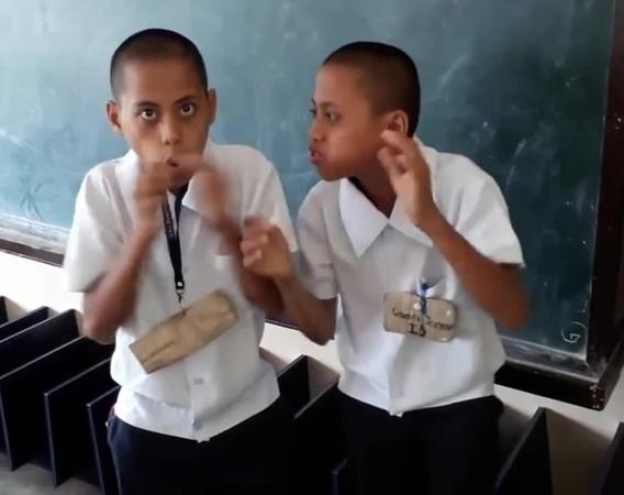 Урок пения в Танзании || 3D || Animals · coub, коуб