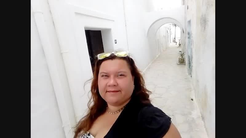 Тунис, Хаммамет. Медина. Старый город