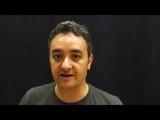 Приглашение от Карлоса Bostria на Manana Crisis