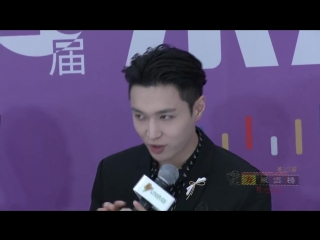 180326 exo lay yixing @ `the 25th annual chinese top ten music awards`