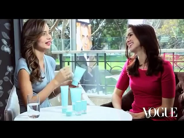 Миранда Керр (Miranda Kerr) интервью журналу ВОК (VOGUE) про сок нони Tahitian Noni Juice