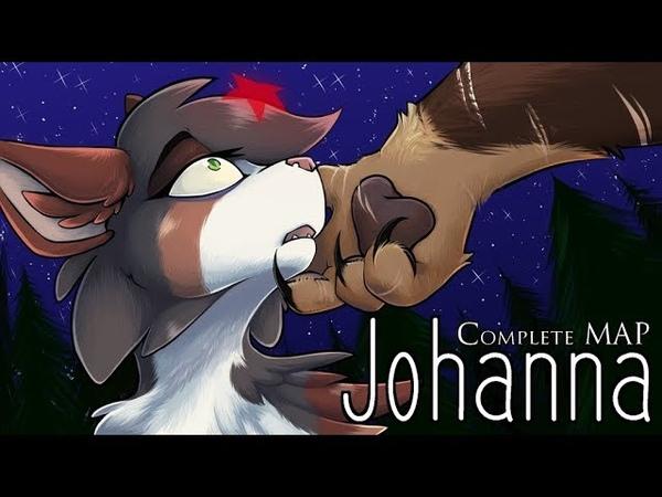 JOHANNA【Tawnypelt | COMPLETE MAP】