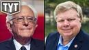 Bernie Sanders e Prefeito republicano unidos em energia renovável