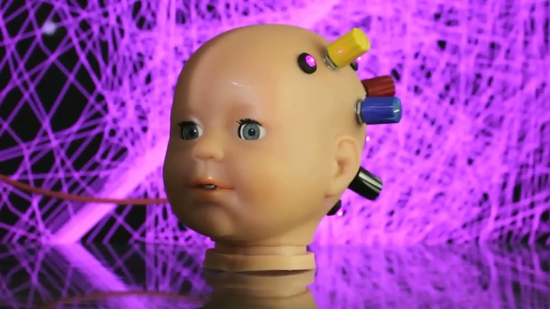 Baby Bot 108 Light Theremin