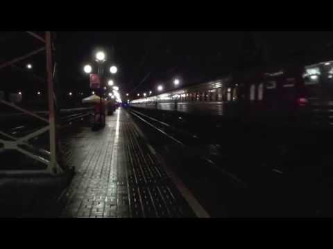 Ст. Тула-1-Курская. Чс7-167 с поездом 2 Белгород - Москва. 12.8.2016